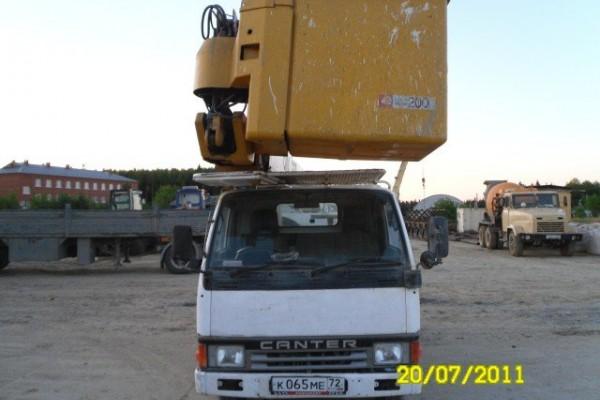 Автовышка 15 метров